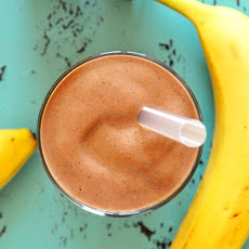 Creamy Chocolate Breakfast Shake