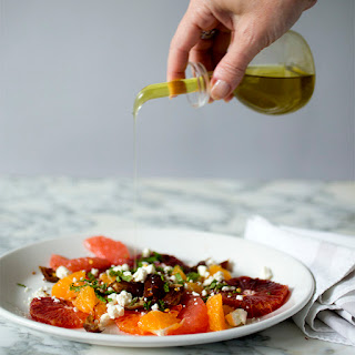 Spicy Citrus Salad with Dates and Mint