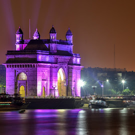 gateway of India by Deven Dadbhawala - Buildings & Architecture Statues & Monuments