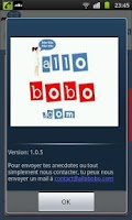 Screenshot of AlloBobo