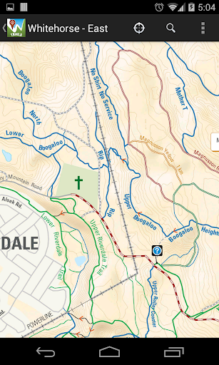 Whitehorse Trail Guide - screenshot