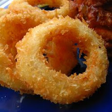 Old-Fashioned Onion Rings