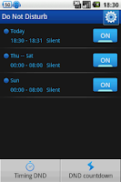Screenshot of ZDbox only for android 1.5