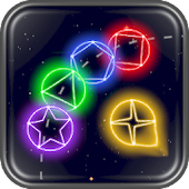 Game Neon Marble : Space Luxor version 2015 APK