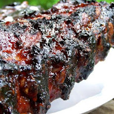 Chinese Barbecued Baby Back Ribs