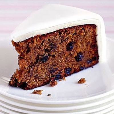 Easy Apple Fruit Cake