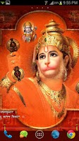 Screenshot of New Lord Hanuman HD Live Wall