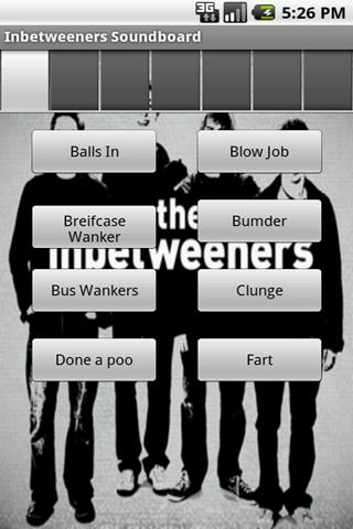 inbetweeners-soundboard for android screenshot