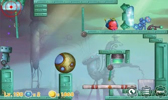 Screenshot of Shoot the Apple