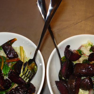 Balsamic Beets