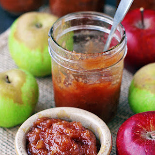 Apple Butter Recipe (Gluten Free, Dairy Free and Vegan)