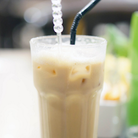 Ice Milk Tea by Alice Chia - Food & Drink Alcohol & Drinks
