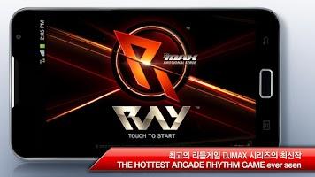 Screenshot of DJMAX RAY by NEOWIZ