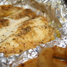 Tilapia on the Grill