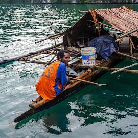 fisherman by Arif Djohan - Transportation Other (  )