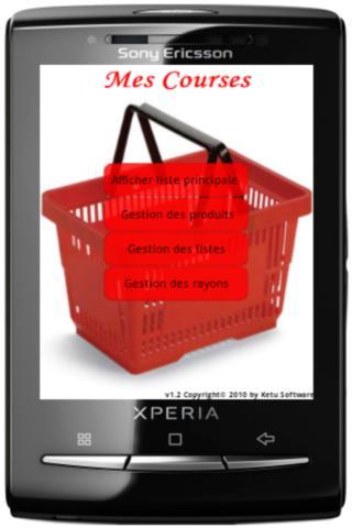 玩購物App|Mes Courses免費|APP試玩