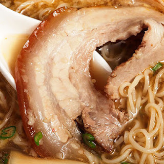 Chashu Pork (Marinated Braised Pork Belly for Tonkotsu Ramen)
