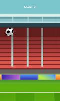 Screenshot of Crazy Soccer Ball Kicks