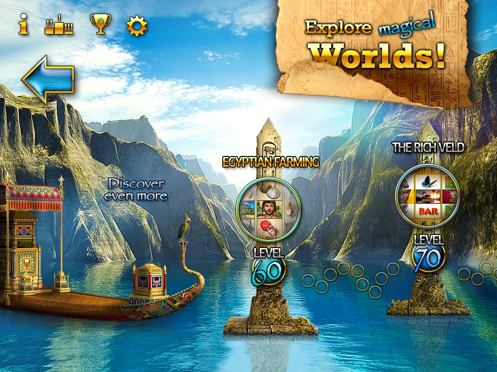 Slots - Pharaoh's Way Screenshot 9