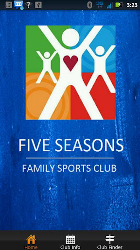 【免費健康App】Five Seasons Family Sports-APP點子