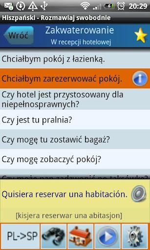 Rozmawiaj po Hiszpańsku