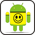 Droid Smiley doo-dad icon
