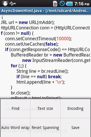 Java Code Viewer