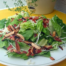 Bacon Swiss Tossed Salad