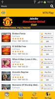 Screenshot of MTN Play
