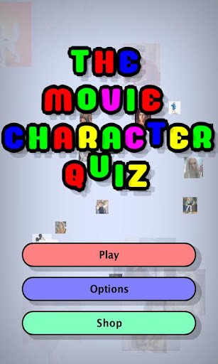 Movie Character Quiz