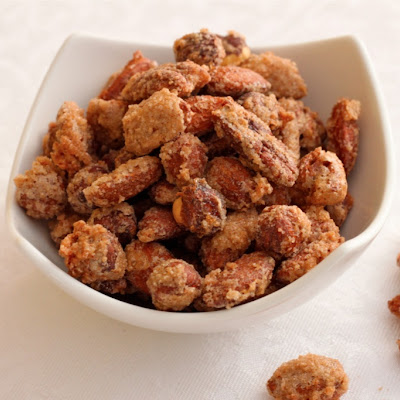 Best Ever Roasted and Candied Sweet and Salty Nuts
