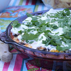 Party Bean Dip