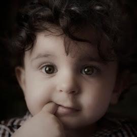 Sweet innocence by Astrid Pardew - People Family (  )