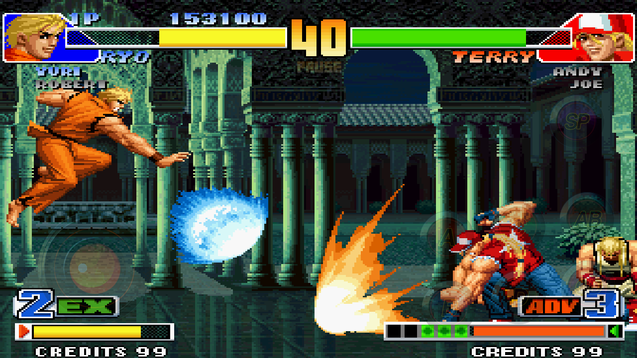 THE KING OF FIGHTERS '98 Screenshot 3