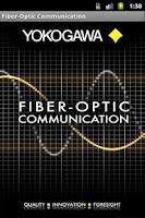 Screenshot of Fiber-Optic Communication