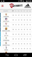 Screenshot of AS Guía de la Liga 2014