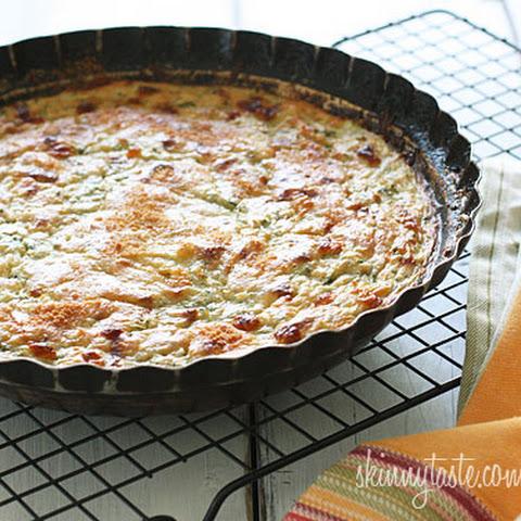 Zucchini Pie With Mozzarella Cheese Recipes Yummly