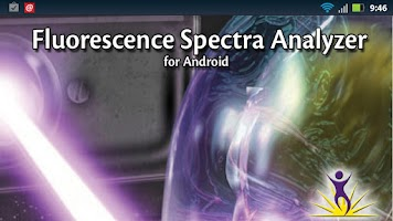 Screenshot of Fluorescence Spectra Analyzer
