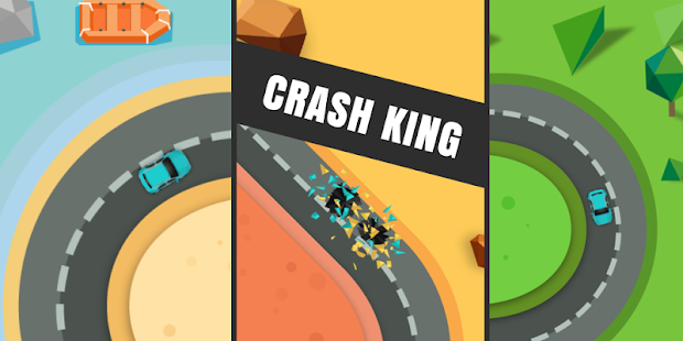 Crash King - screenshot