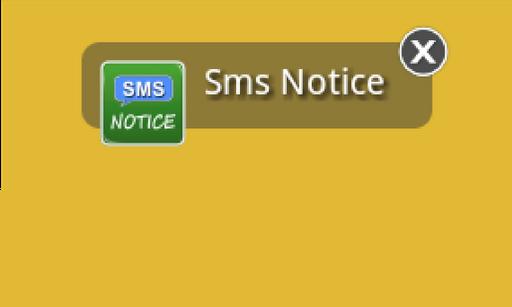 Sms Notice Lite