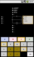 Screenshot of Bridge Calculator Pro