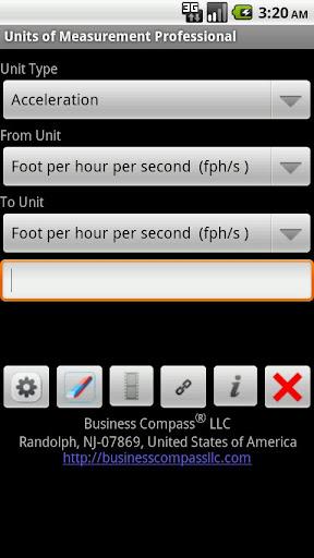 Units of Measurement Pro