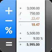 CalcTape Taschenrechner  - XTAlqIc8JCGAMMSrJUVtYTCTaC05Wx1KJmZND04YPsc3oDoXbxlmhQf2wB1 RxGVD39R s180 - Top 15 Best Calculator Apps For Android Of 2018 (#Editors choice)