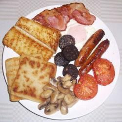 Ferg's Traditional Ulster Fry