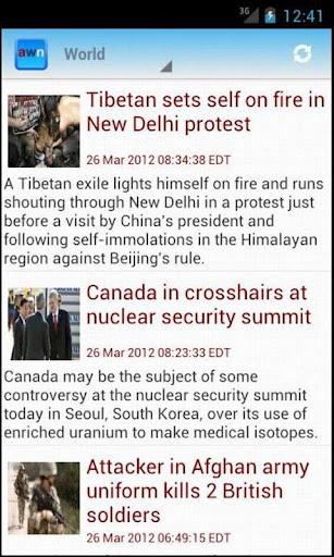 Andro World News