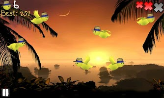 Screenshot of Shoot The Birds