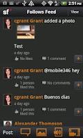 Screenshot of SuccessFactors