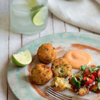 Salt Fish Balls Recipes