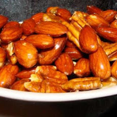 Honey Glazed Mixed Nuts