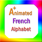 Animated French Alphabet icon